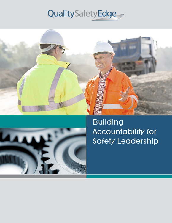 Building Accountability for Safety Leadership whitepaper 1