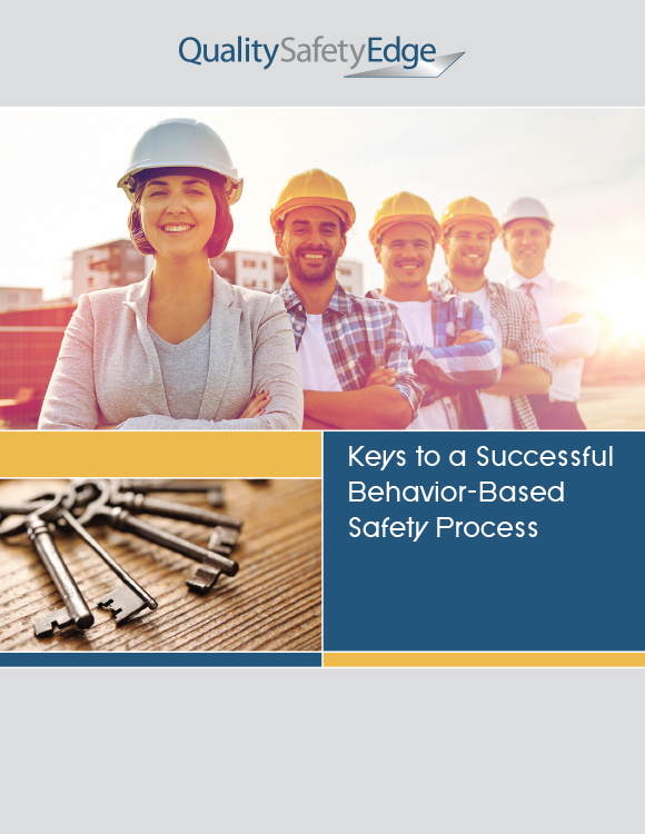 Keys to a Successful Behavior Based Safety Process whitepaper 1